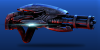 ME3 Geth Spitfire Heavy Weapon