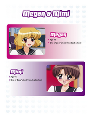 Mimi and Megan's Info