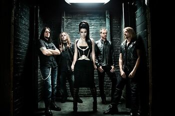 Evanescence band