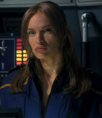 Portrait of a Character – T'Pol