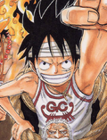 Luffy en la Post-Enies Lobby
