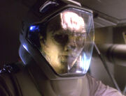 Garak, EV suit