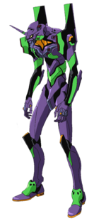Evangelion Unit 01 (Rebuild)