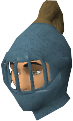 Bandos full helm chathead old