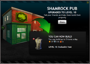 Shamrock Pub Level 10