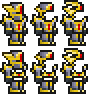 Terraria = Hallowed Armor Sets Male + Female