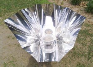 Celestino Solar Funnel Cooker