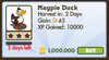 Magpie Duck Market Info (March 2012)