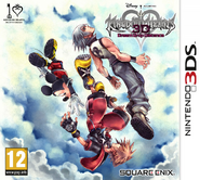 European Cover Art KH3D