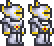 Terraria = Silver Armor Sets Male + Female