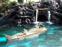 Submarine Voyage Magic Kingdom