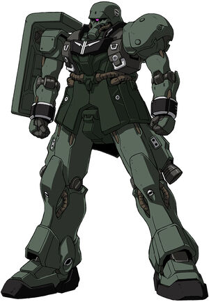AMS-129 Geara Zulu OVA