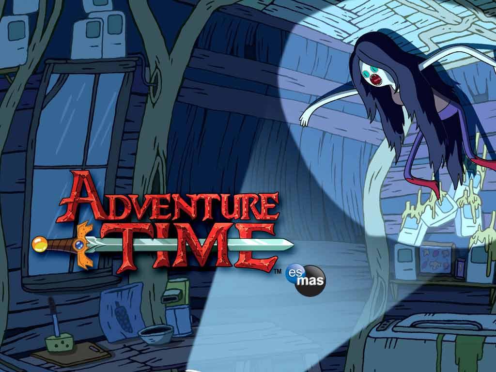 Hora de aventura en anime