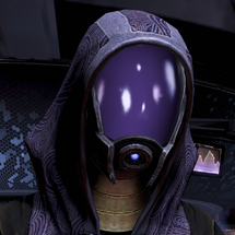 Tali ME3 Character Shot