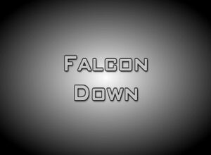 Falcon Down Title Picture