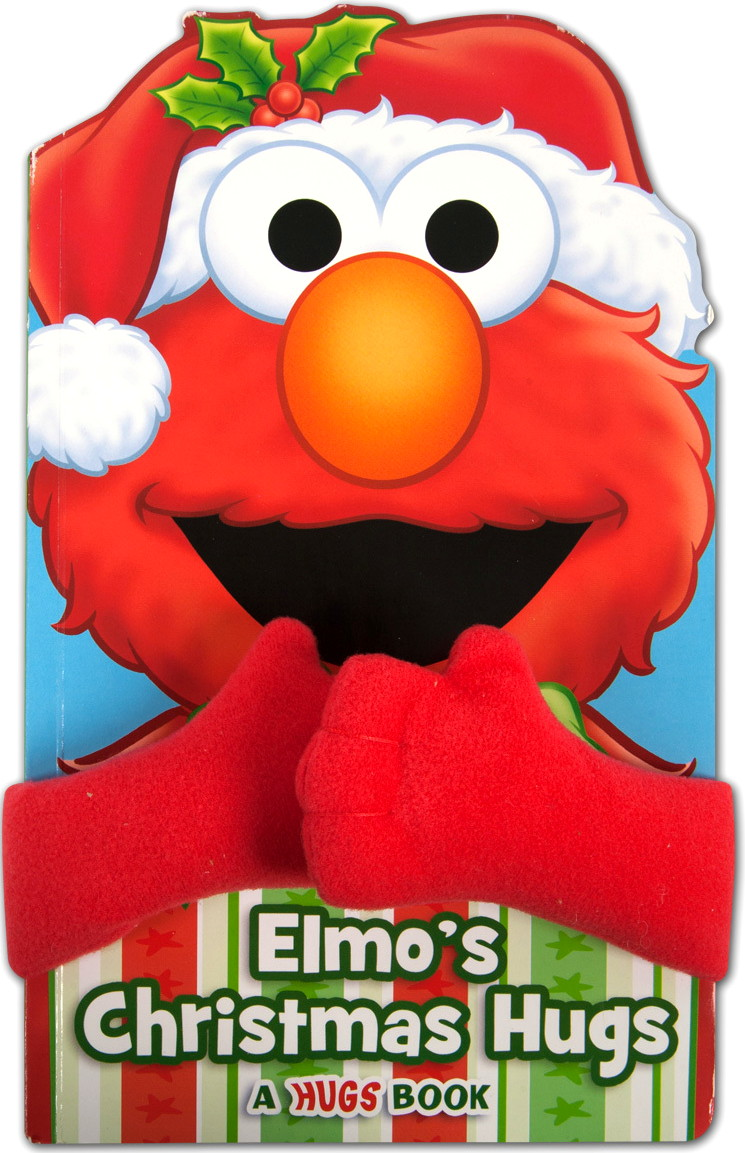 Elmos christmas hugs