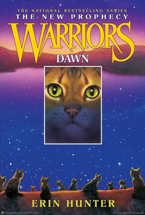 Prophecy cats warrior new