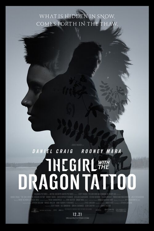 the girl with the dragon tattoo 2011 film millenium