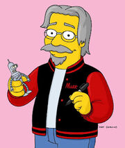 Matt Groening os simpsons