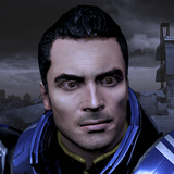 Kaidan ME3 Character Shot
