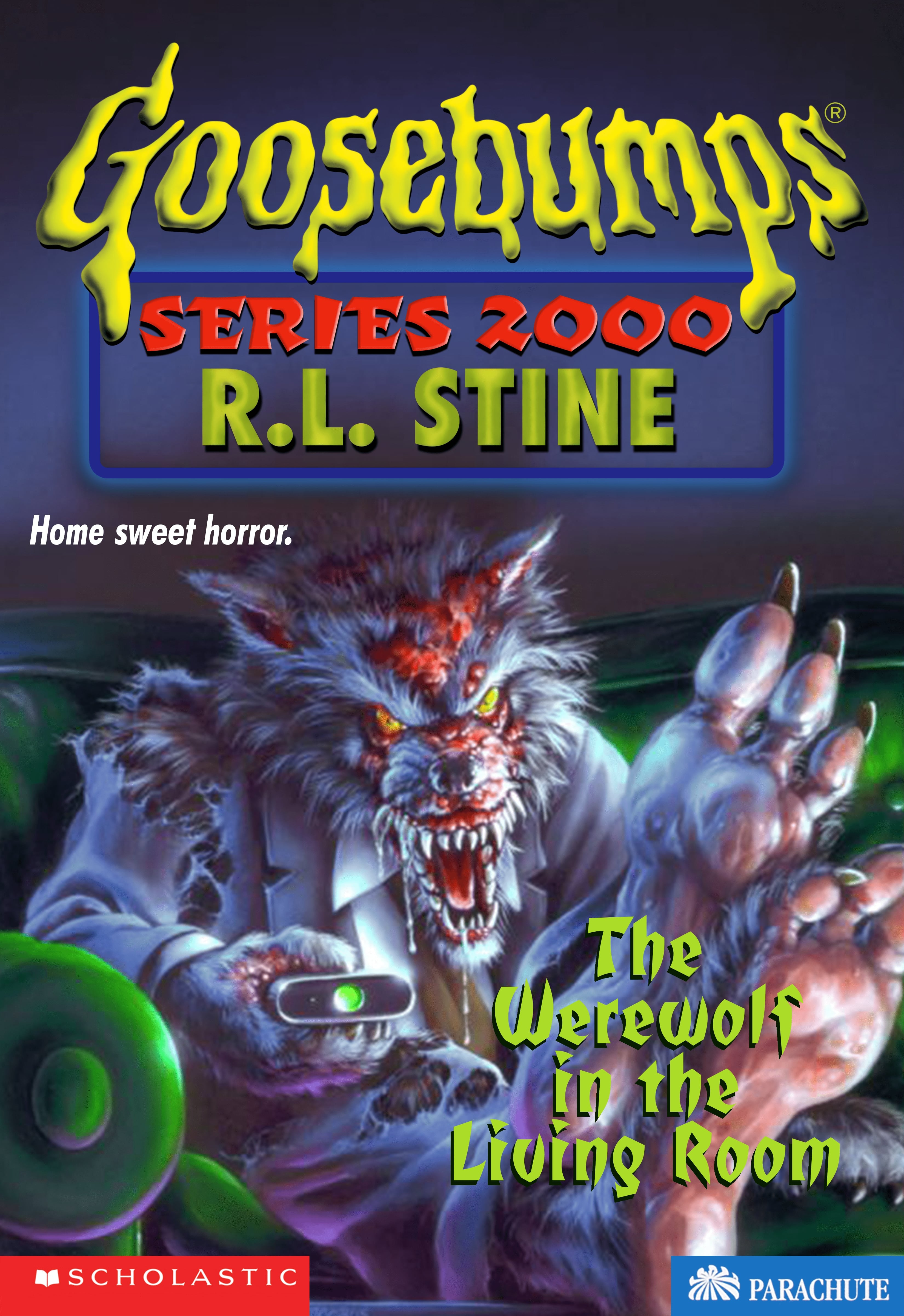 the werewolf in the living room goosebumps wiki