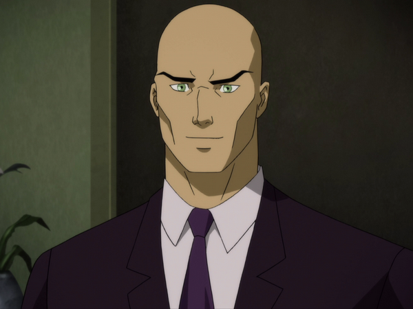 Lex Luthor  Young Justice Wiki: The Young Justice resource with