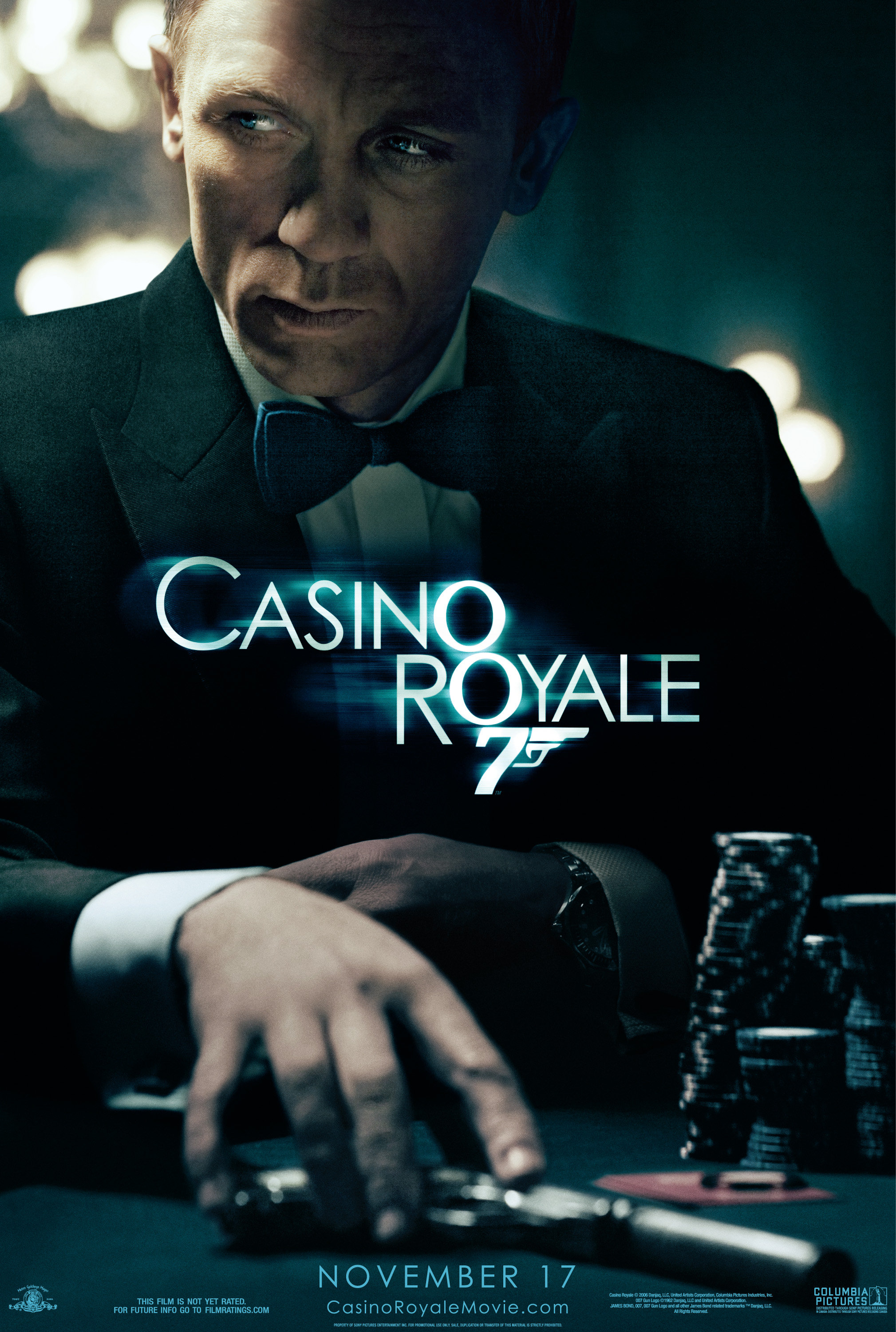 bond song casino royale
