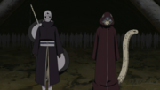 Akatsuki forces anime