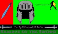 Knights of the Sword Awesome logo
