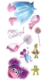 Roommates 2010 abby cadabby 2