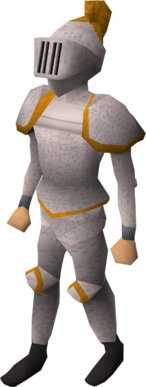Proselyte armour old