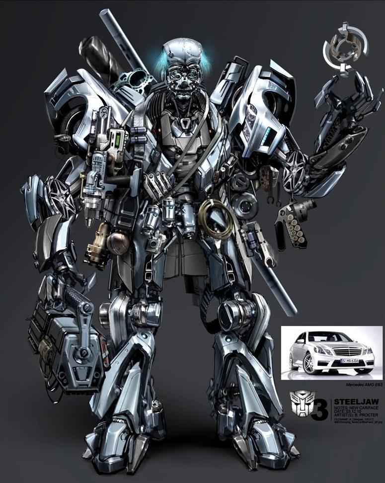 Wheeljack  Movie 2011  - TransformersQue Transformers 3