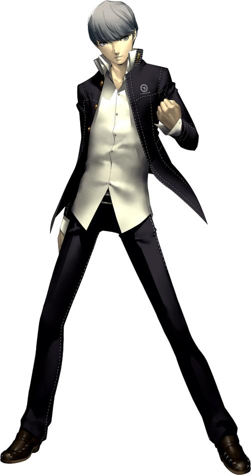 Yu Narukami - Megami Tensei Wiki  a Demonic Compendium of your True    Yu Narukami