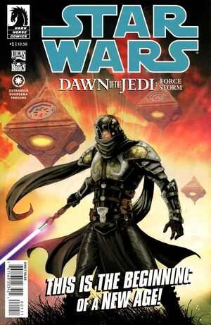 Star Wars Dawn of the Jedi Vol 1 1