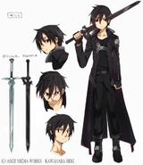 Kirigaya Kazuto LN