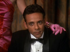 Julian Bashir, secret agent