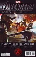 Marvel The Avengers Prelude Fury&#39;s Big Week Vol 1 1 Cover 2