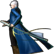 Vergil&#39;s Win Pose