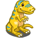 Allosaurus-icon