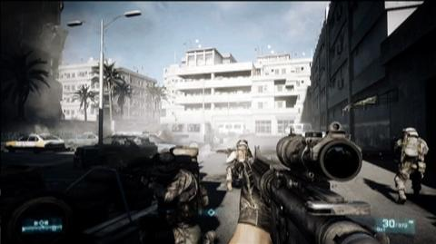 Battlefield 3 (2011) - Faultline EP 1 gameplay trailer