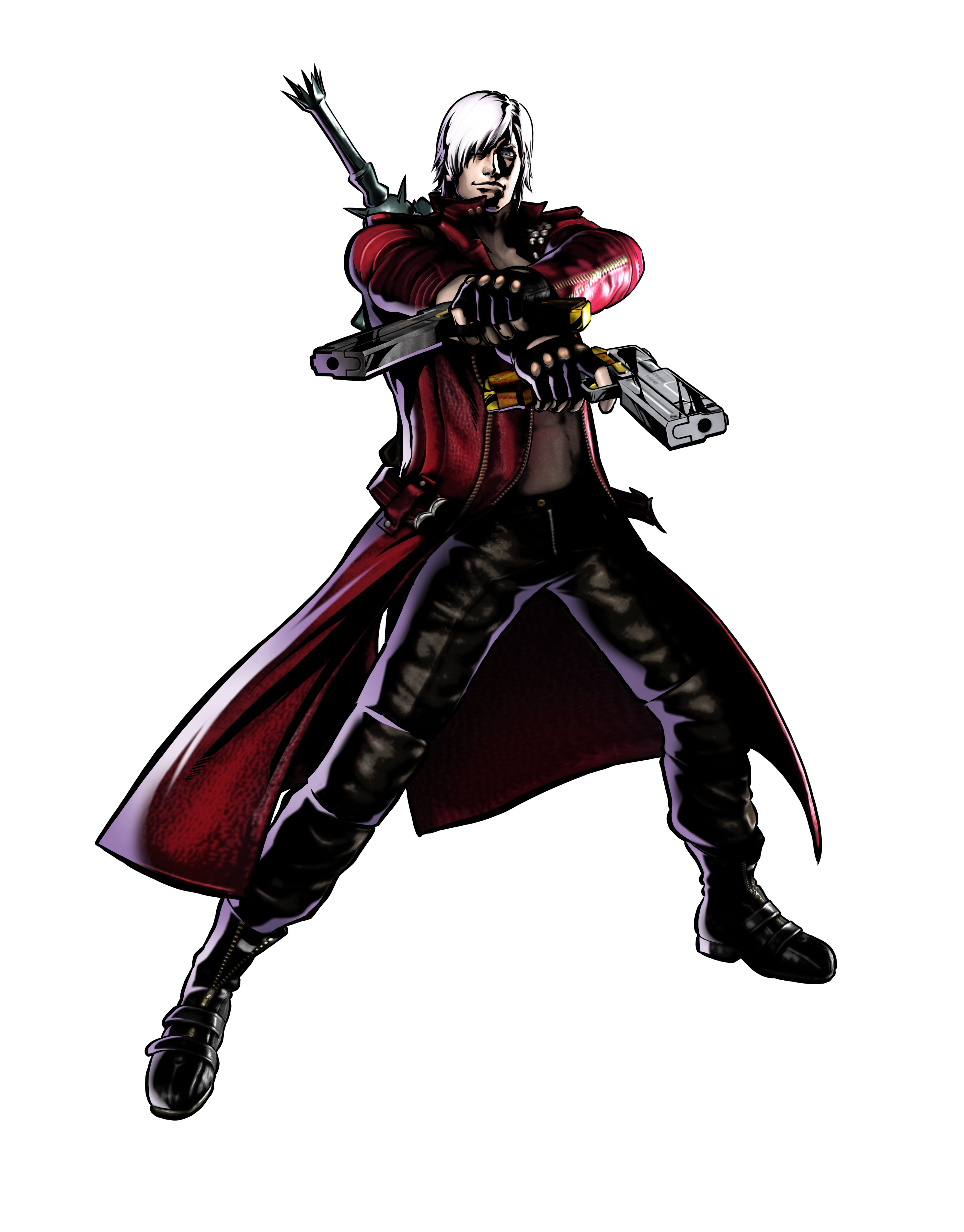Devil May Cry ☩ Dante on Pinterest | Devil May Cry, Deviantart and ...