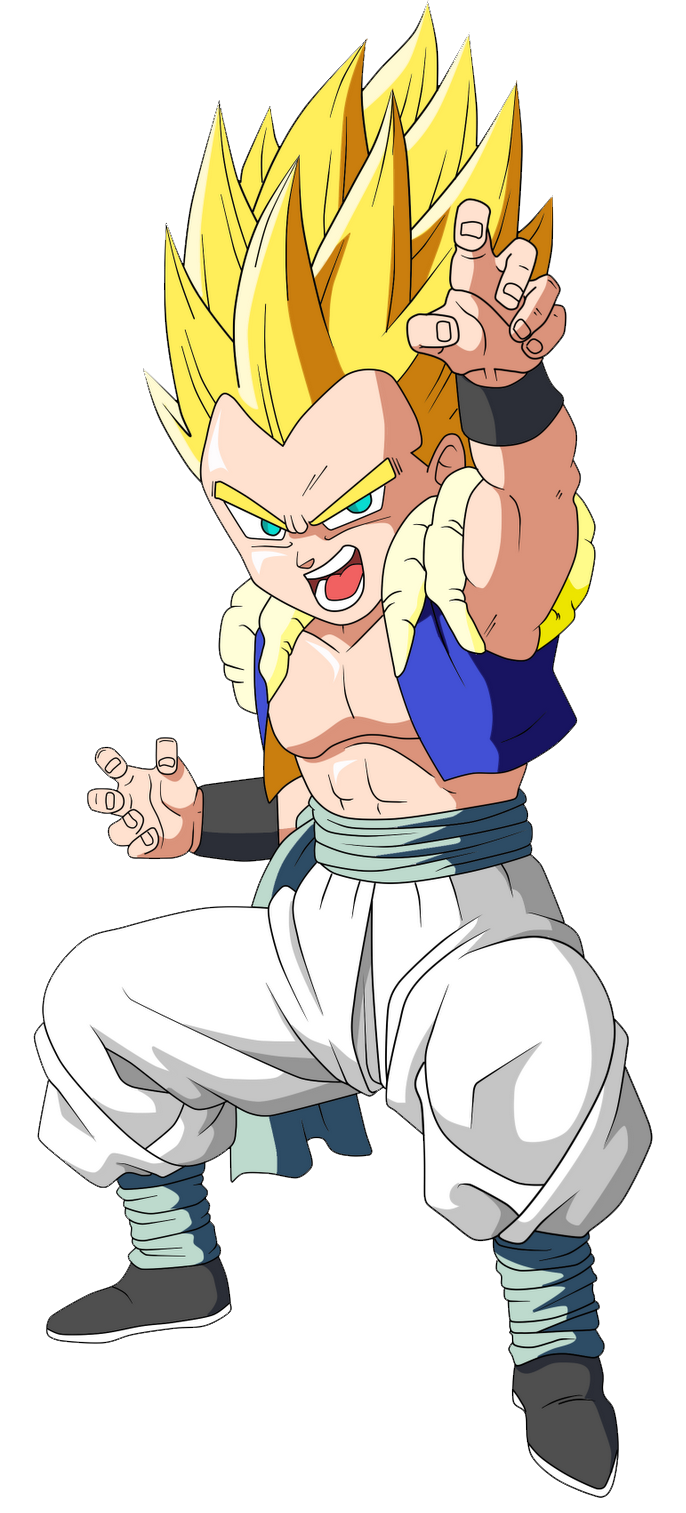 Usuario Dragon ball z Goten - Dragon Ball WikiGotenks Ssj
