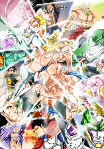ball multiverse tribute by free d-d4904lo.png - Dragon Ball Wiki