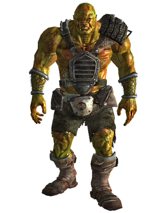 FO3 super mutant