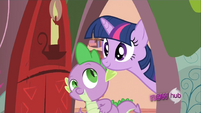 Spike and Twilight S2E23