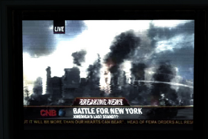 TV New York News CNB MW3