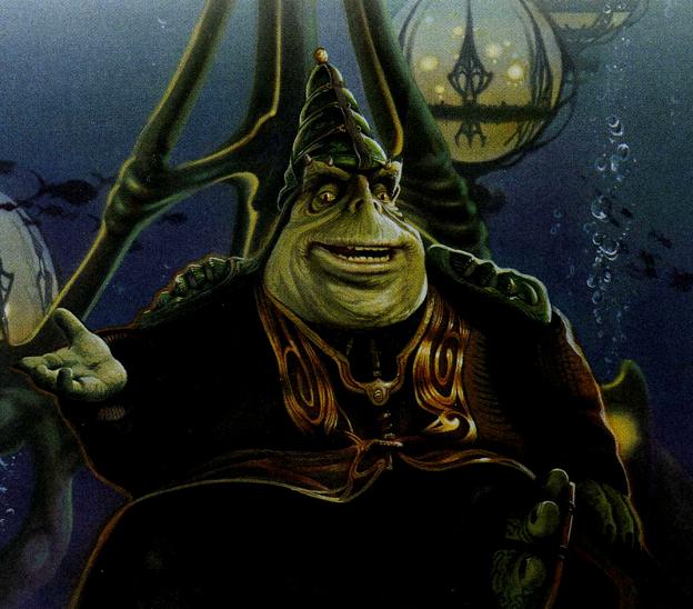 Gungan Basic - Wookieepedia, the Star Wars Wiki