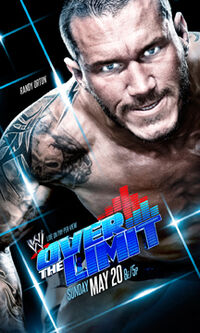 Over the Limit 2012 Poster
