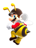 Full Bee Mario SMG