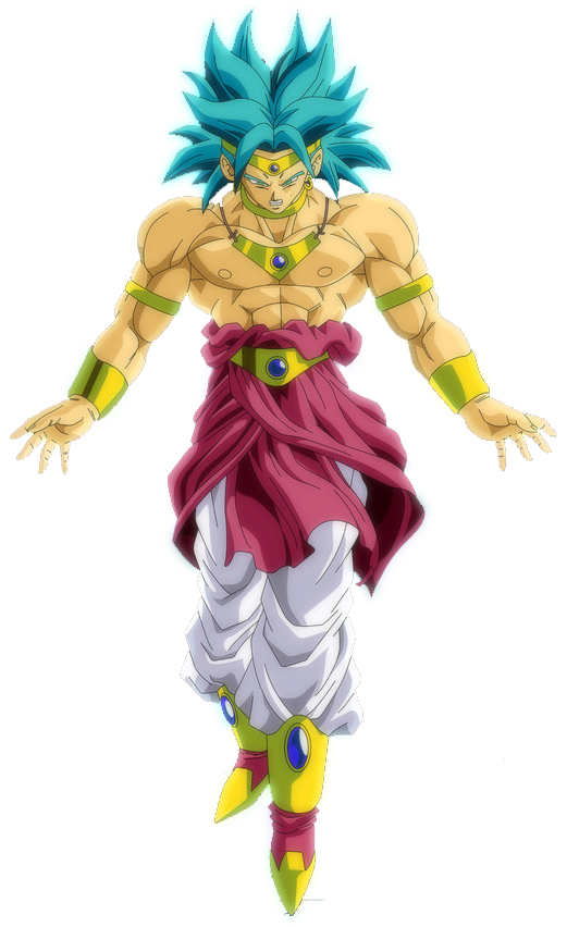 P.O Dragon Ball Broly_super_saiyan_restinjido